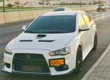 Used condition Mitsubishi Evolution 2012 with 80,000 - 89,999 km mileage