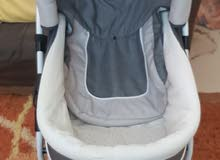 A new international brand baby stroller with many possibilities large tires easy