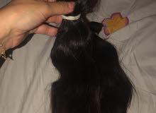 شعر طبيعي