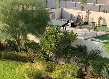 فيلا 5 غرف مساحة كبيرة للبيع