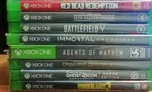 Xbox one, S, X series X