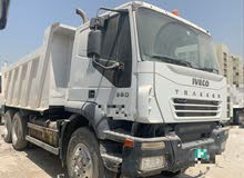 for sale iveco trucker tiper truck 380 model 2007 double Cabinit good condition