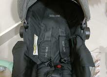 Smart baby car seat