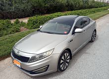 GCC kia optima panorama 2011