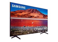 Samsung 70-inch 4K UHD Smart LED TV in TITAN GRAY