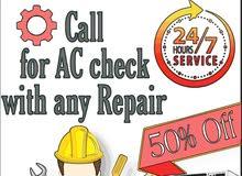 Professional AC service