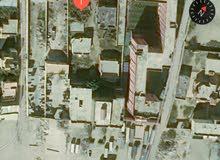 للبيع او الايجار أرض 305 متر بجانب مدرسة عابدين