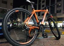 دراجه هوائيه استعمال خفيف جدا شبه جديده