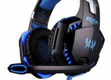 Over-Ear Gaming Headphones For PS4/PS5/XOne/XSeries/NSwitch/PC