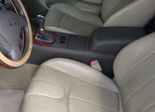 سيارة انفنتي 2008 نظيفة جداً
