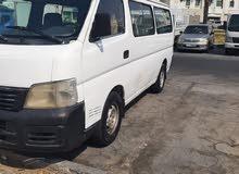 2006 Nissan Urvan Passenger Van,GCC