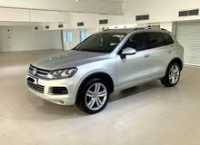 Volkswagen Touareg 2015 (Gold)