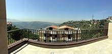 New Duplex with Sea & Mountain View in Monteverde, Metn - Direct Owner Sale