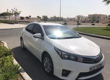 Toyota corolla 2015 SE 2.0