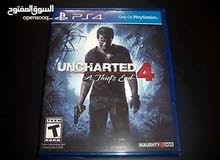 Uncharted 4 .. Ps4