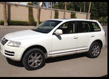 0 km Volkswagen Touareg 2005 for sale