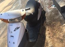 دراجة سازوكي مصطرة