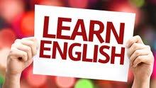 معلم لغة انجليزية متميز