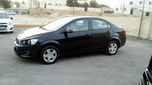 Used Chevrolet Sonic for sale in Amman