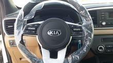 Automatic White Kia 2019 for sale