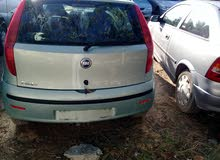 Blue Fiat Punto 2001 for sale