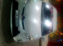 Automatic White Toyota 2013 for rent