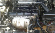 محرك لنترا 20 حساس واحد يصرف المحرك0913668564