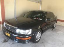 Gasoline Fuel/Power   Lexus LS 1994