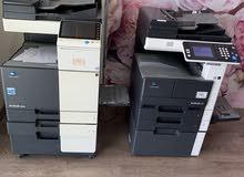 ماكينات طباعة konica