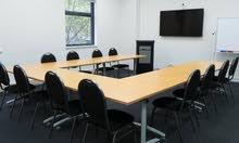 قاعات تدريب و محاضرات للايجار بمدينه نصر