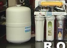 فلاتر ماء RO منزليه من العراقه لسنا الوحيدين ولكنا مميزين