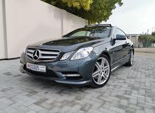 Mercedes E250 amg