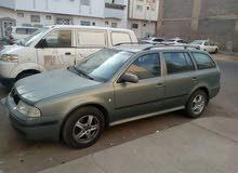 سيارة سكودا ديزل 2002
