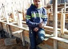 مقاول بناء مصري