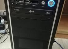 i7 3770 +8GB +600w corsair