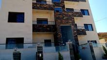 للايجار شقة جديدة فارغة،ناعور ،طريق البحر الميت 155م
