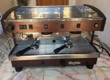 ماكينة قهوة ماجستر كهربائيه وغاز