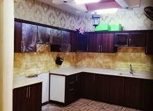 للايجار شقة في مدينة حمد الدوار 13 ثلاث غرف صالة مطبخ ثلاث حمامات مطلوب 230