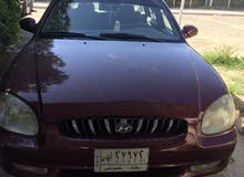 Gasoline Fuel/Power   Hyundai Sonata 2001
