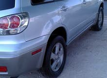 Silver Mitsubishi Outlander 2005 for sale