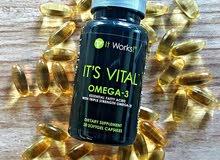 it Works omega 3