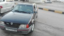 Manual Black Opel 1991 for sale