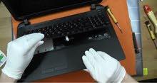 تصلیحات لابتوب و الکامبیوتر