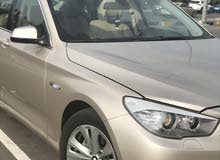 Automatic Gold BMW 2012 for sale