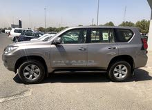 Toyota Prado 2018 For sale - Gold color