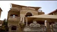 فرصه عظيمه فيلا للبيع في العبور الحي الخامس بحمام سباحه خاص  مساحة 600 متر