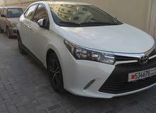 Urgent Sale Toyota Corolla X model 2016