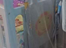 سرير اطفال جديد