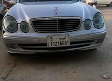Automatic Silver Mercedes Benz 2005 for sale