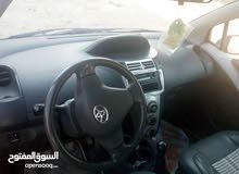 Grey Toyota Yaris 2008 for sale